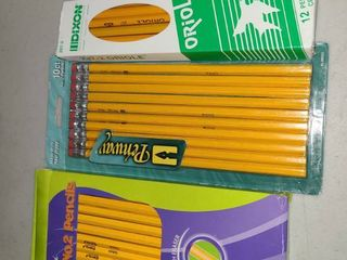 Pencils  3 New Pkg of  2