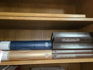 Medical Books Mayo Clinic Health letters from 2002 to 2019