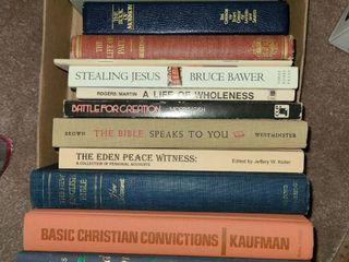 Assorted Books Religion and Spiritual