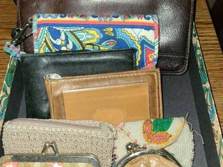 ladies Wallets Coin Purses