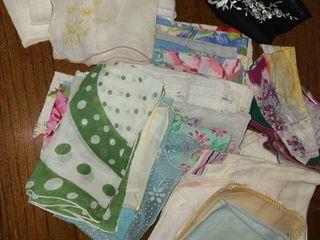 ladies Handkerchiefs