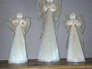 Angels  3 pcs