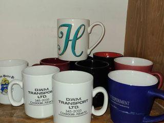 Coffee Mugs  Various