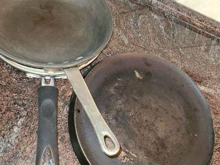 Frying Pans  1 Wagner Iron FlAT Skillet