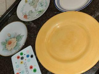 Plates  Various