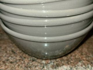 Bowls 4 pcs  Taupe in color  IKEA