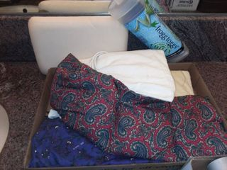Heating Pads and Cooling Rag