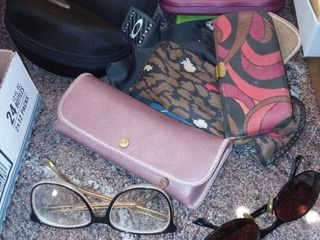 Glasses and Cases
