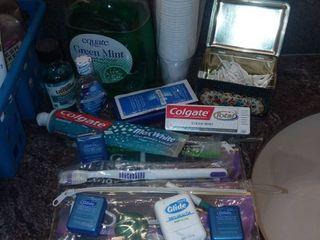 Oral Care Items