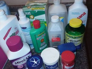 Assorted Health Products