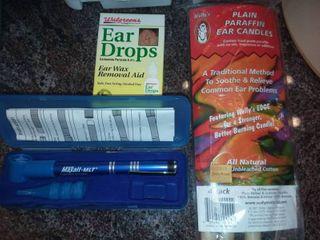 Ear Care Items