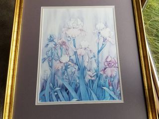 Carmel Foret numbered print 81 1500  28 x 24