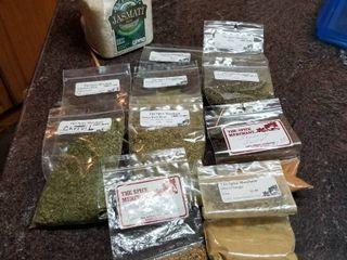 Spice Merchant seasonings and rice