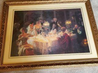 Framed artwork 35 x 45