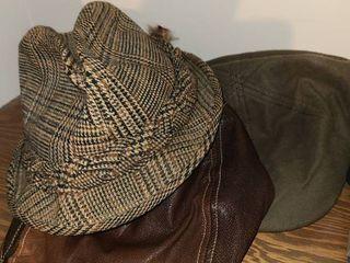 Various Mens Hats