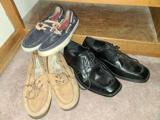 Mens Shoes Sperry 7 Van s 7 5 Apt 9 Size 8