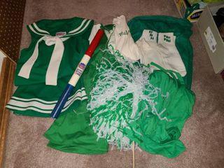 Derby Cheerleader Uniforms