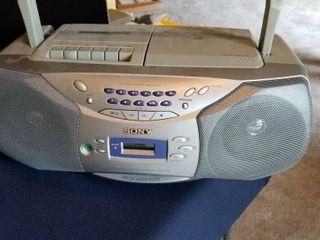 Sony CD Radio player works