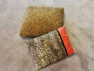 Set of 2 decorative pillows