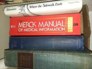 Assorted Hardback Books