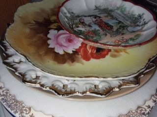 Various China Plates