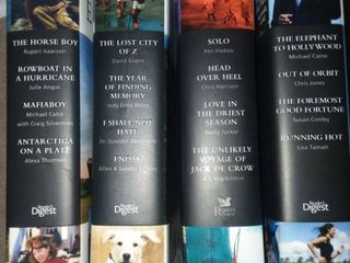 Readers Digest Hardback Books