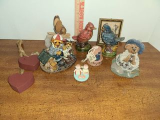 Bric n Brac  Miscellaneous Figurines  Boyd s Bear Collection  Character Collections  Hummel Framed Photo