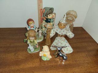 Bric N Brac  Miscellaneous Figurines