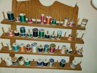 Thread and Thread Holder