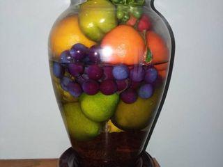 Faux Fruit Decor