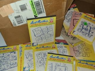 Embroidery Patterns and Hot Iron Transfers