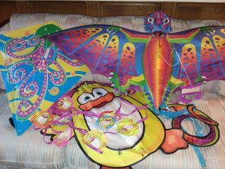 Assorted Childrens Kites