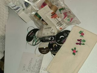 Arts and Crafts  Silk Ribbon Embroidery