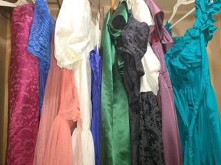 Vintage Prom Dresses  HAND MADE  13 pcs