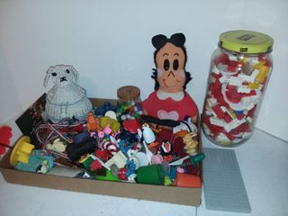 Various Small Childrens Toys
