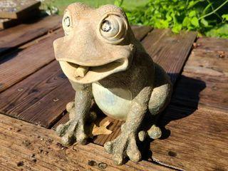 Frog Yard Decor 8 in Tall