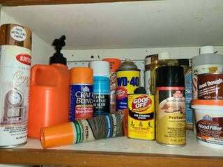 Product  Various Cleaning or Adhesive and other Miscellaneous