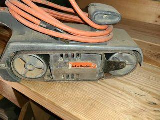 Black and Decker Electric Belt Sander