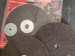 Cutting Discs  3pcs