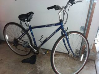 Specialized Mens Crossroads Bicycle with Spare Seat