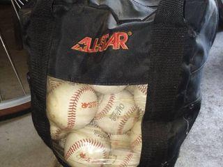 All Star Bag of Baseballs