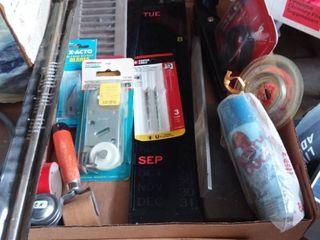 Various Garage Items