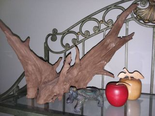 Driftwood and Various Decor