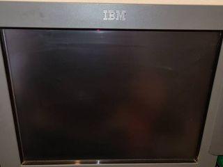IBM Computer Monitor