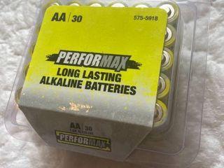 30 ct AA batteries