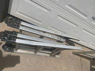 EstWay multi purpose folding ladder