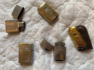 5 pocket lighters