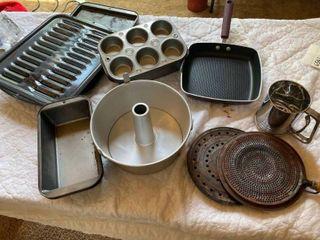 metal cookware