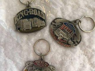 trucker keychains  3
