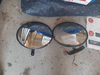 Pair Convex Security Mirrors